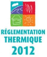 Logo RT 2012 Réglementation Thermique