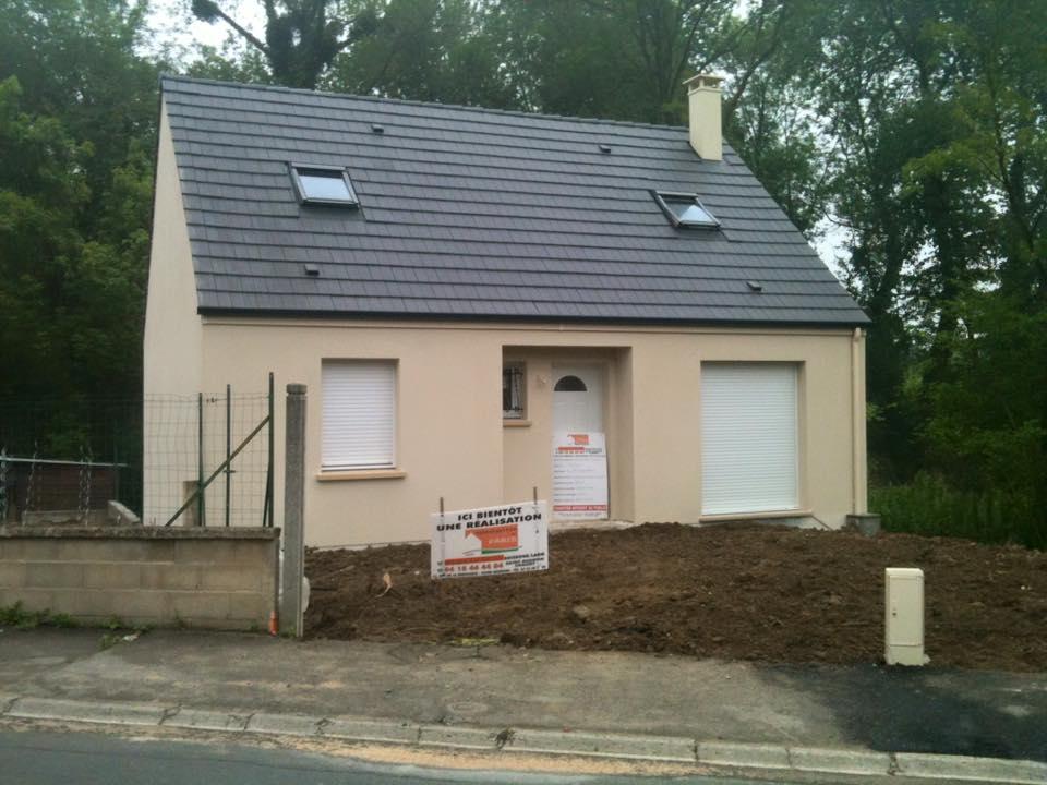 Maison individuelle à Billy-sur-Aisne 02