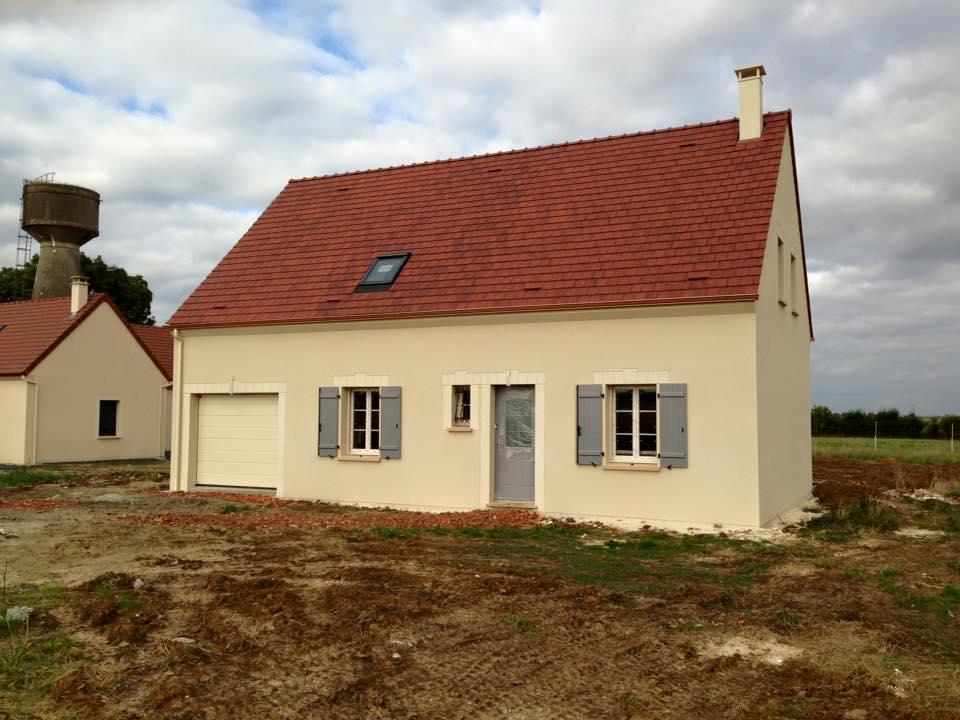Maison individuelle à Cerny lès Bucy 02