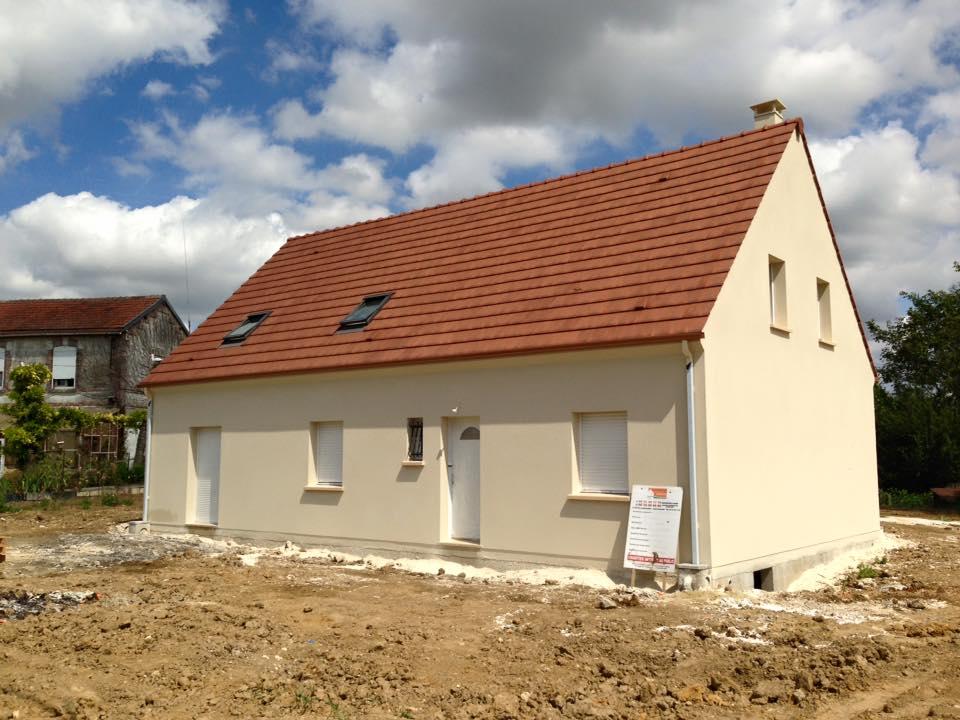 Maison individuelle à Chavigny 02