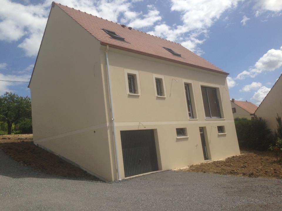 Maison individuelle à Chivres Val 02