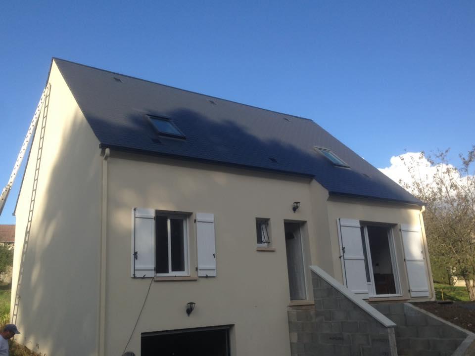 Maison individuelle à Fresnoy la Rivière