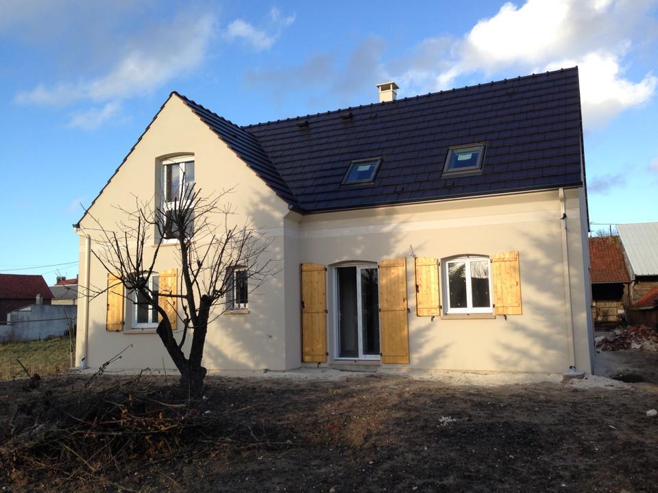 Maison individuelle à Rocquencourt 60
