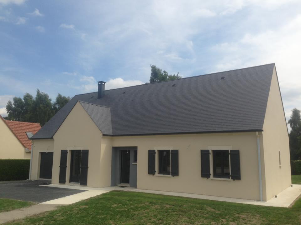 Maison individuelle à Mons en Laonnois 02