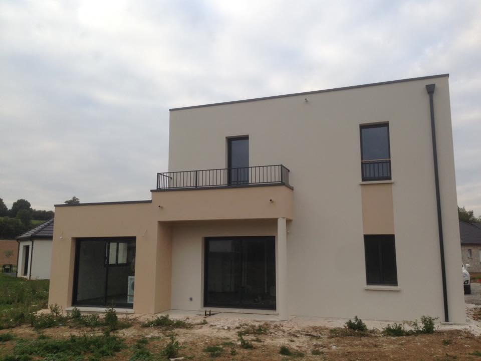 Maison individuelle à Moy de l'Aisne 02