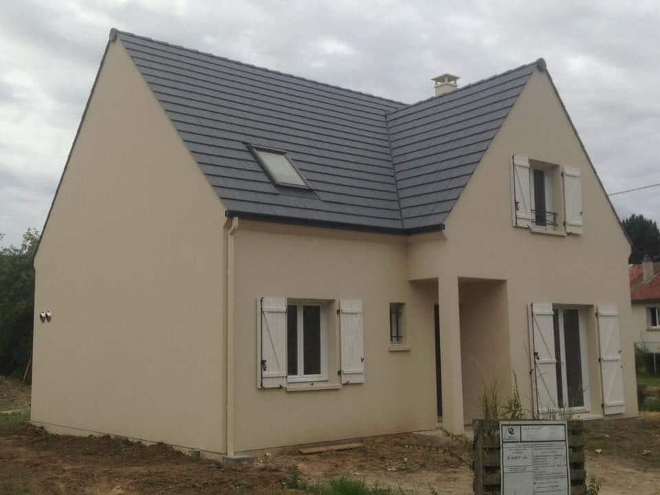 Maison individuelle à Parcy Tigny 02