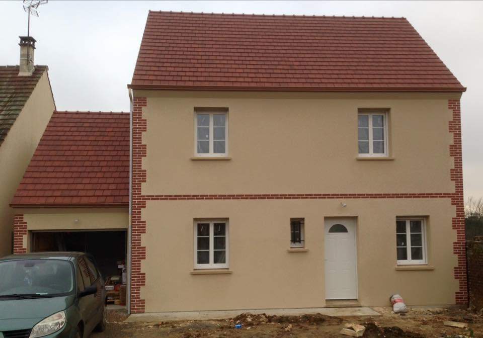 Maison individuelle à Ravenel 60