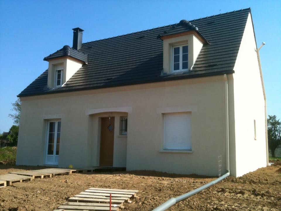 Maison individuelle à Terny Sorny 02